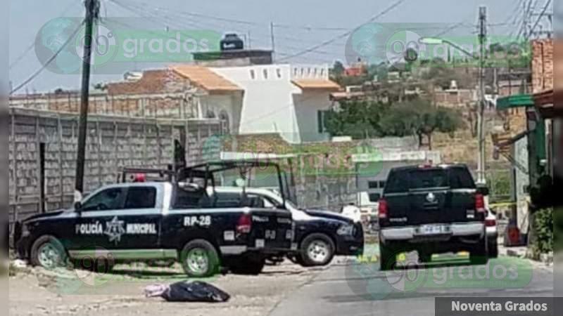 Dejan cuerpo desmembrado en calles de Irapuato, Guanajuato