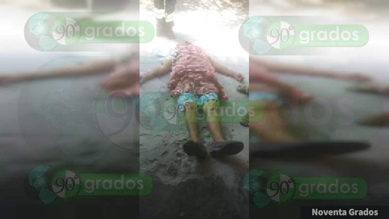 Atacan a tiros a cuatro personas una mujer muere en Tarímbaro, Michoacán