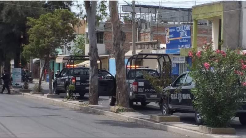 Se registra persecución y balacera en Celaya, Guanajuato