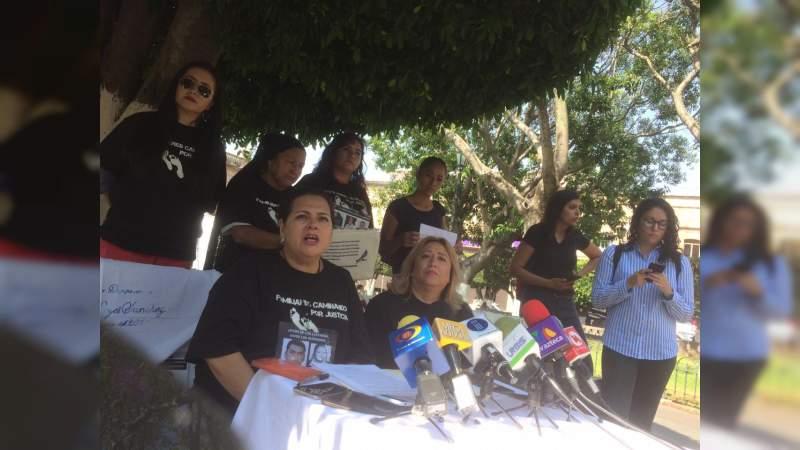 México, un gran cementerio del crimen: Caminando por la Justicia