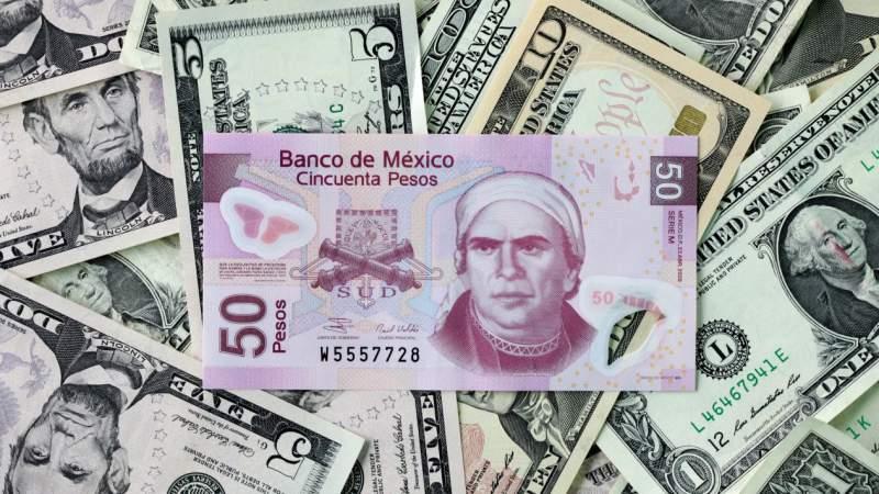 Dólar, cerca de alcanzar los 19 pesos
