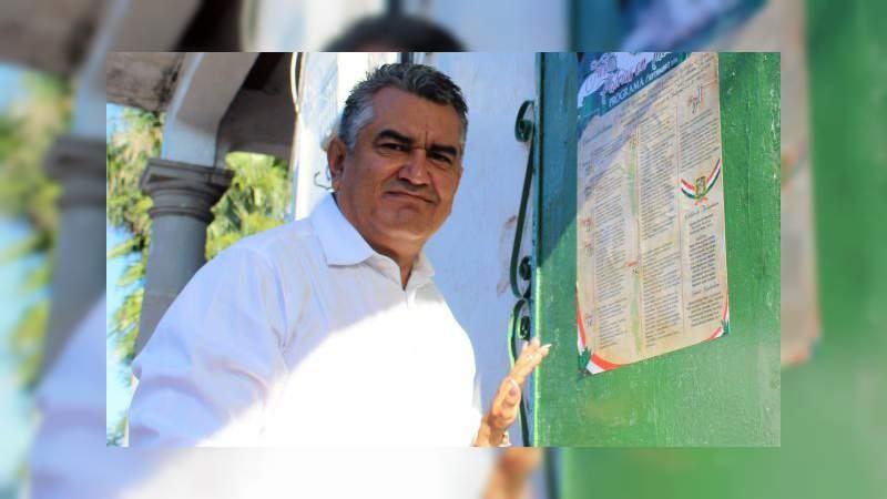 Detienen armado al Alcalde de Tacámbaro, en la Ciudad de México