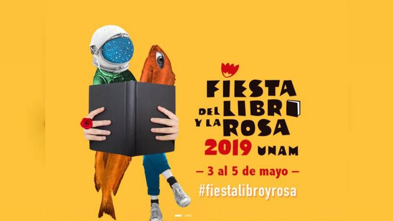 Del 3 al 5 de mayo, la Fiesta del Libro y la Rosa con más de 100 actividades diarias