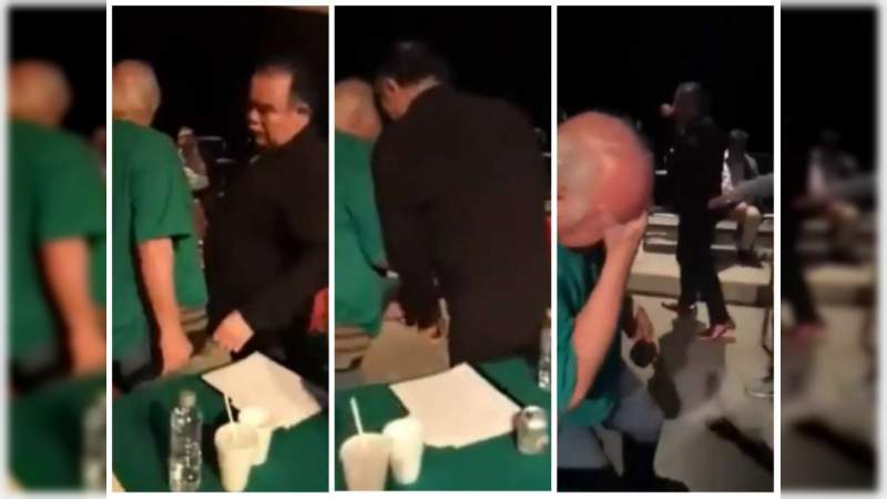 Escándalo: Jesús Ochoa, secretario de la ANDA, acusado de golpear a otro actor en asamblea