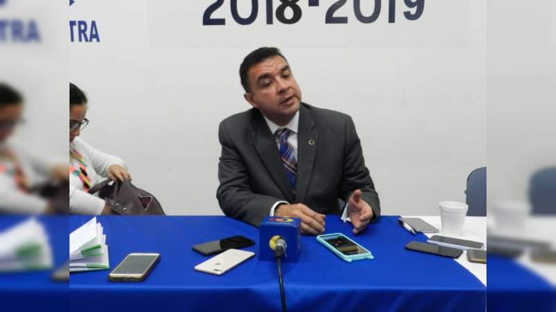 Impulsa Canacintra Morelia proyectos a favor del desarrollo empresarial