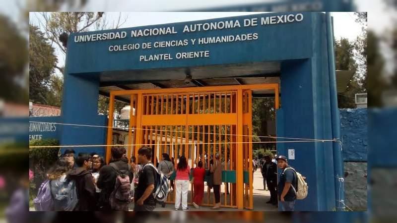PGJCDMX investiga deceso de alumna en el CCH Oriente