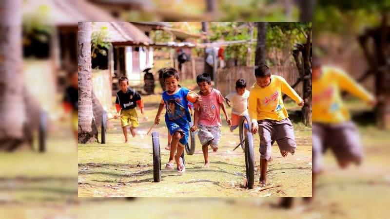 Hoy 30 de abril se celebra el Día del niño
