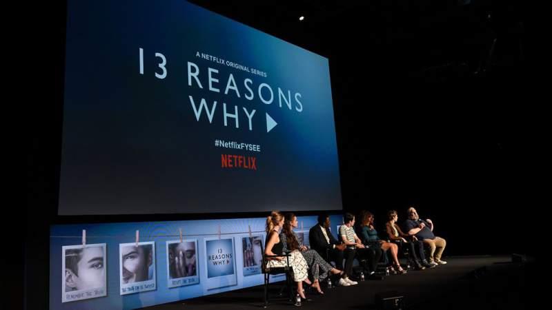 Culpan a serie de Netflix por el aumento de suicidios en Estados Unidos