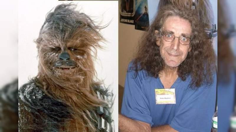 Muere Peter Mayhew, actor que dio vida a Chewbacca