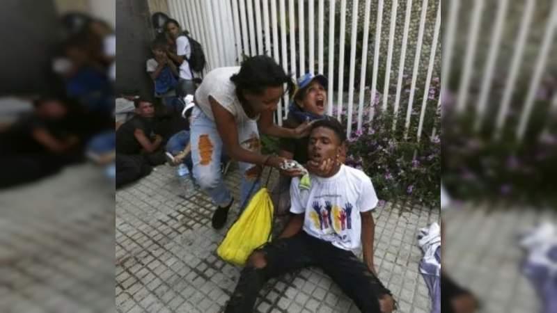 Cuatro muertos, tras alzamiento militar en Venezuela