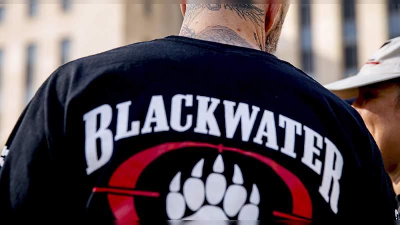 Blackwater, el grupo de mercenarios que intenta derrocar a Nicolás Maduro