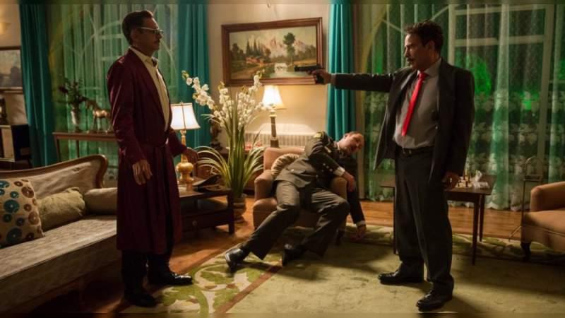 Complot Mongol, una muy buena película mexicana que está en cartelera