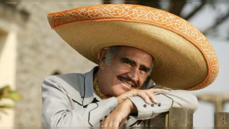Vicente Fernández rechazó transplante de hígado, porque podía provenir de un homosexual