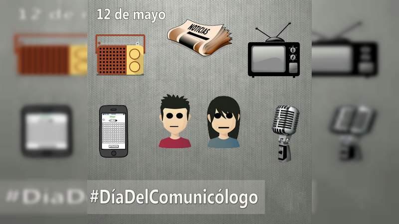 Hoy celebramos el Día del Comunicólogo