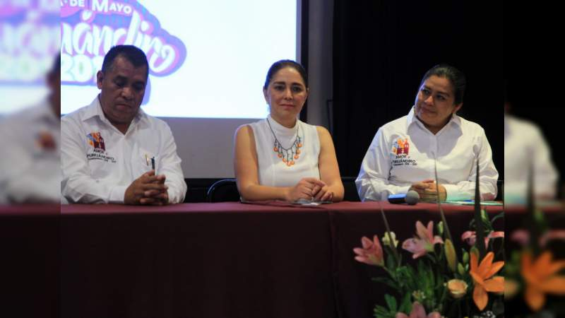 Puruándiro prepara edición 2019 de su Feria de Mayo