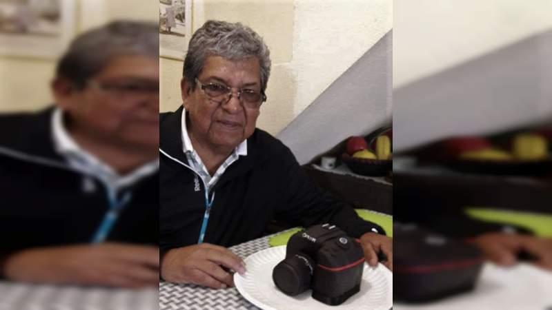 Sentido adiós del maestro Saúl Saavedra Juárez, periodista de larga trayectoria
