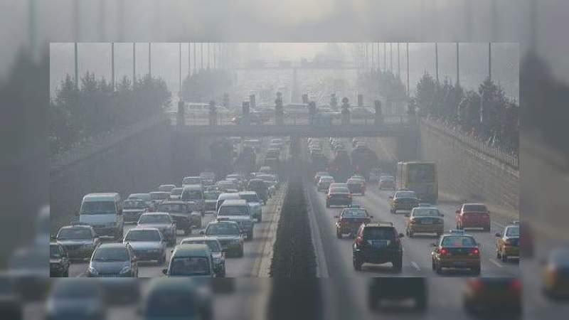 Múltiples restricciones a la circulación vehicular en el Valle de México por la contingencia ambiental