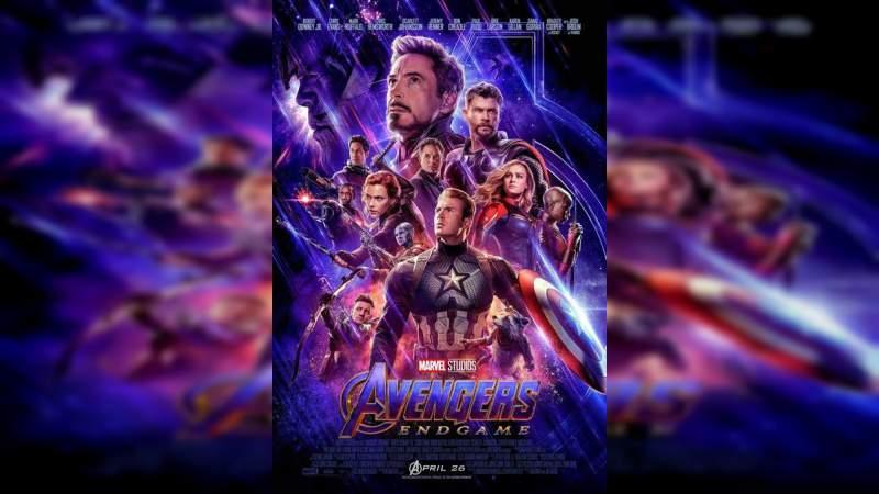 """""""Avengers: Endgame"""" ya es la película más taquillera en la historia de EE. UU"""