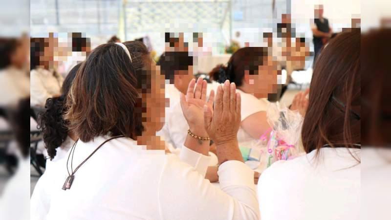 Con evento artístico - cultural, festejan Día de la madre en Centro Penitenciario de Alto Impacto