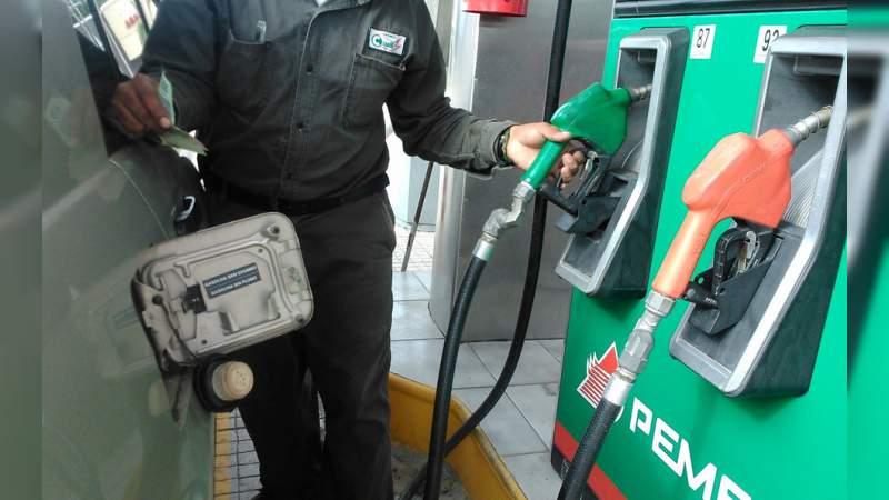 ¿Cuáles son los precios de la gasolina para este 16 de mayo?