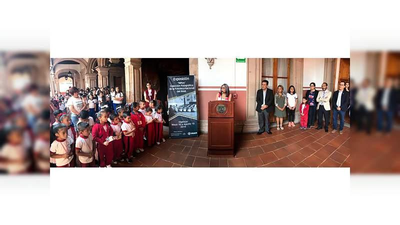 Museo Histórico del Poder Judicial de Michoacán presenta exposición fotográfica con motivo de su décimo quinto aniversario
