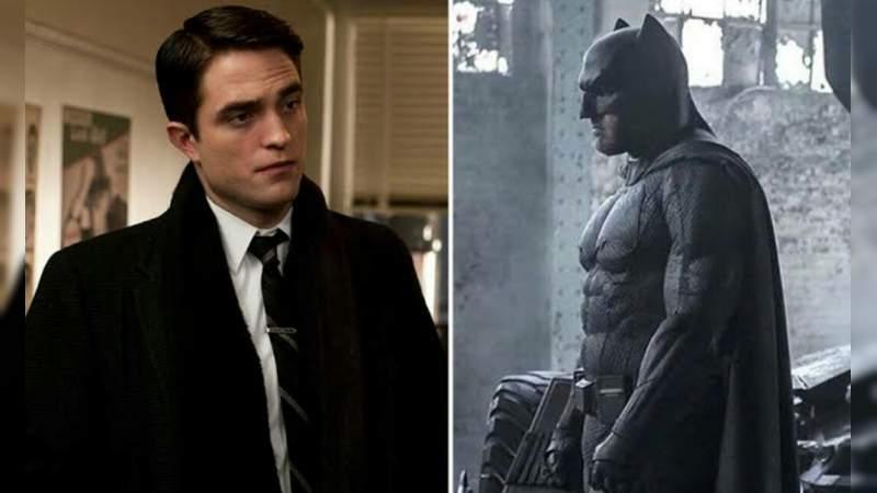 Robert Pattinson es elegido como el nuevo Batman