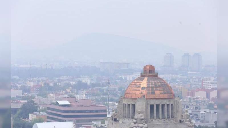 A pesar de la Contingencia Ambiental, no mejora el aire en el Valle de México