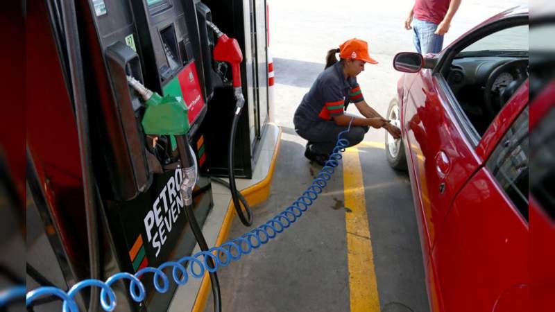 SHCP reduce estímulo fiscal a las gasolinas