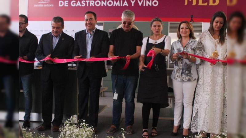 Michoacán celebra la vida a través de sus sabores: Carlos Herrera