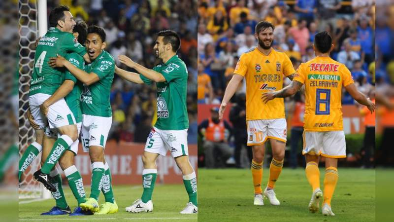 León y Tigres disputarán la Final del Clausura 2019