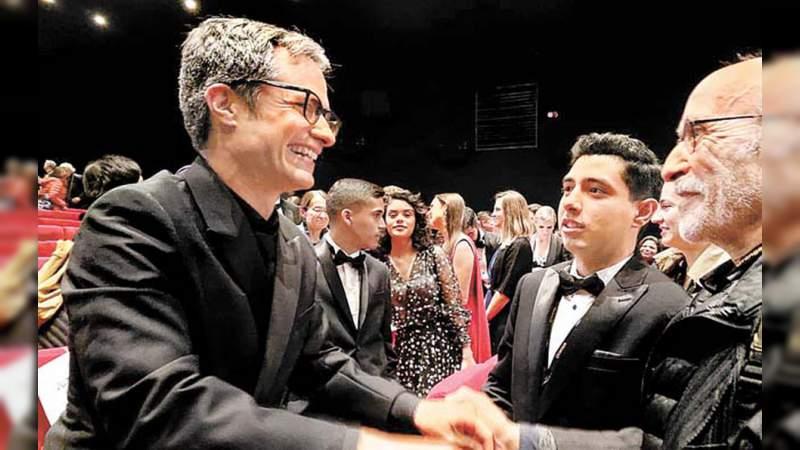 Gael García es ovacionado en Cannes