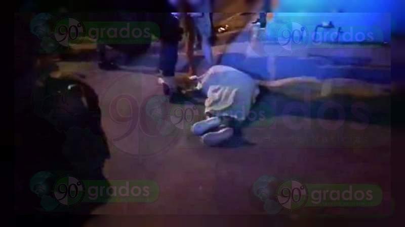 "Asesinan a ""El Diablo"" en calles de Irapuato, Guanajuato"