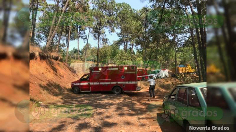 Sube a 10, los muertos en enfrentamiento en Uruapan