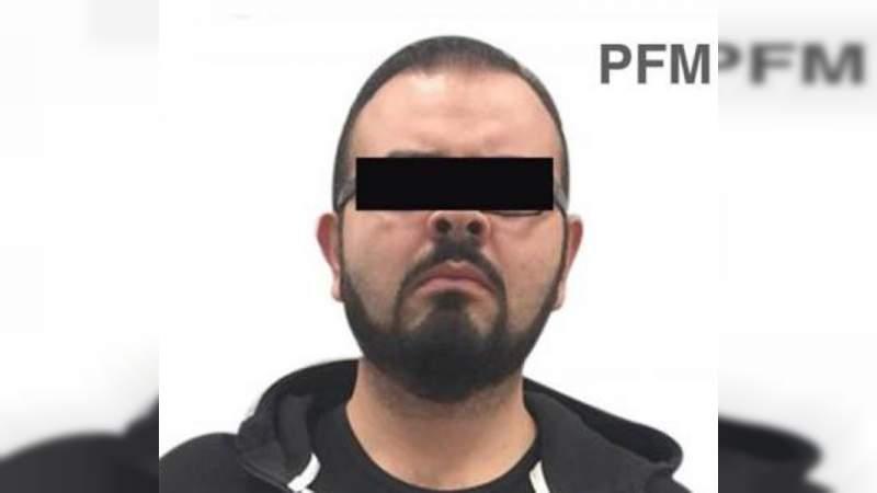 Desmienten supuesta condena de 20 años a Rodrigo Vallejo, hijo del exgobernador Fausto Vallejo Figueroa
