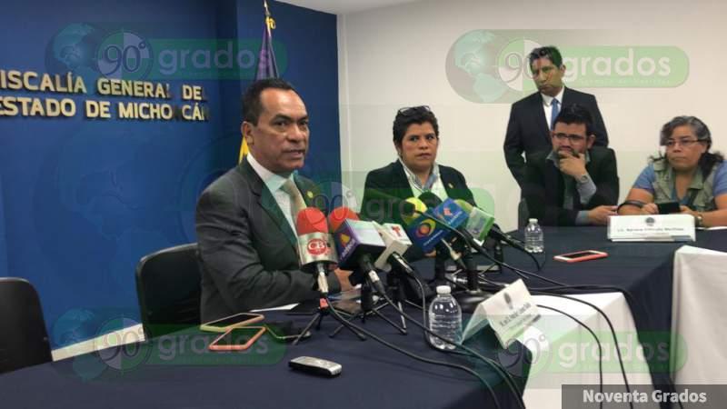 Identifican a cuatro de los muertos en  enfrentamiento de Uruapan