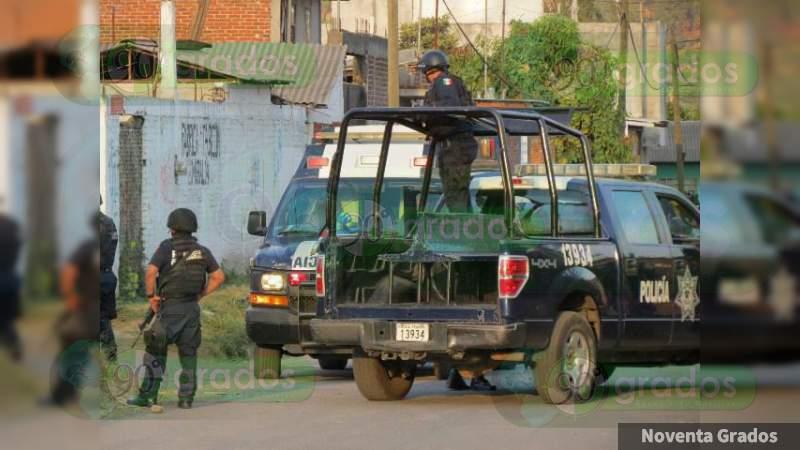 Enfrentamiento entre civiles armados deja un muerto y dos detenidos en Angahuan, Uruapan