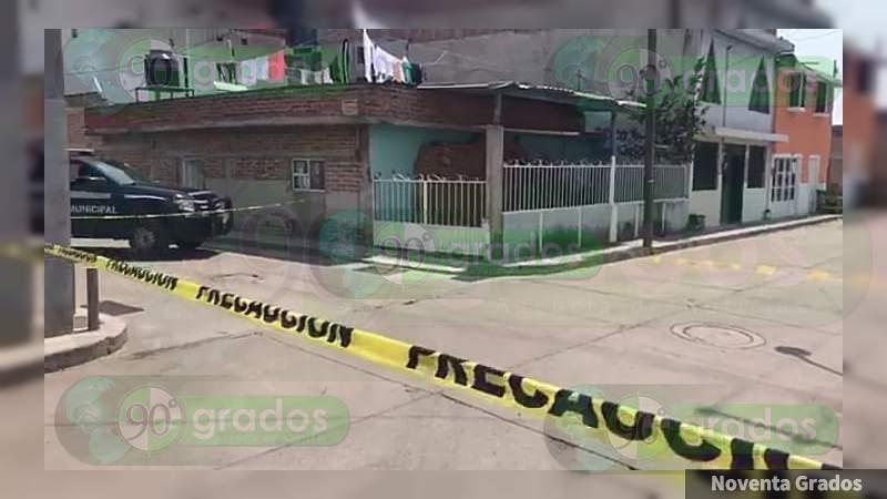 Ejecutan a una persona en Tarimoro, Guanajuato