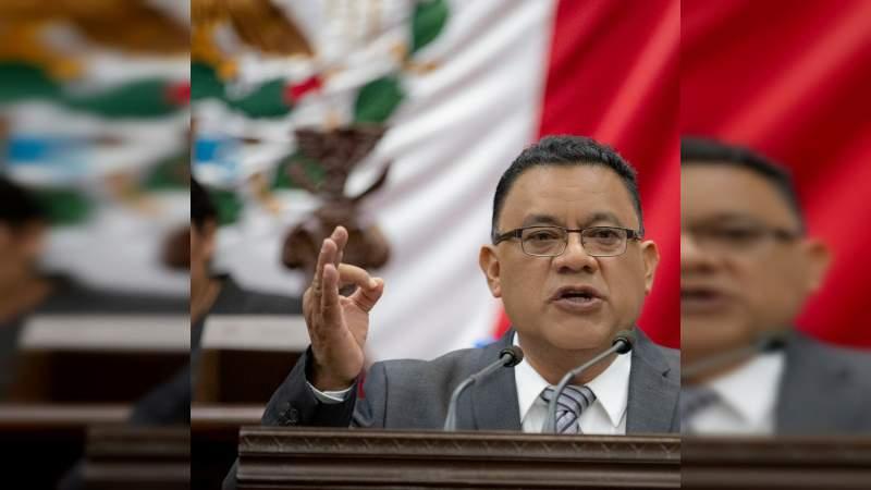 Fermín Bernabé, principal impulsor de reformas federales en Michoacán, asegura