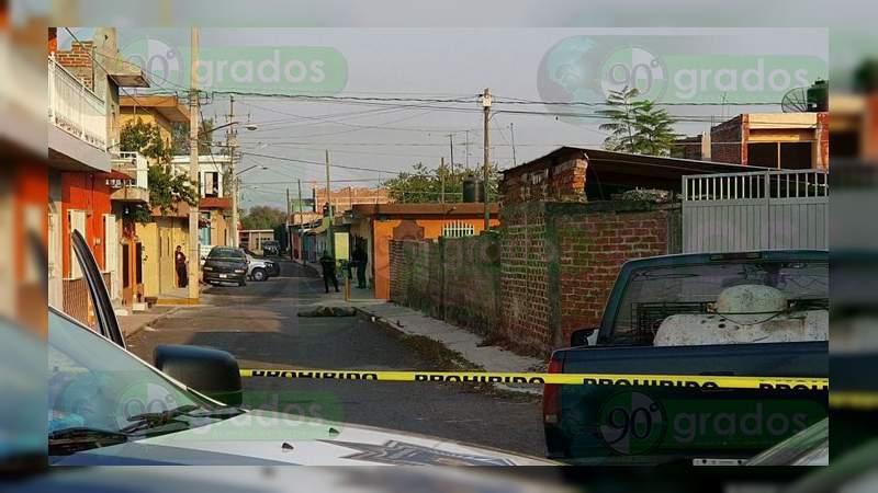 Motosicarios asesinan a un campesino en Zamora