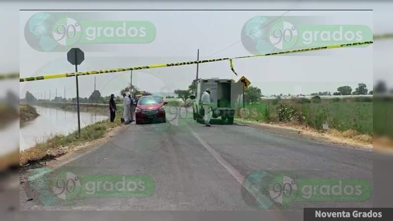Michoacanos son tiroteados en Guanajuato: matan a niña y sus dos padres