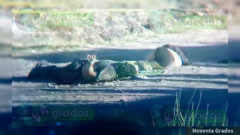 Sin vida y maniatado dejan cuerpo en Acapulco, Guerrero