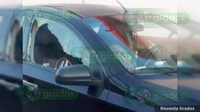 Lo hallan ejecutado a bordo de automóvil en Guadalajara, Jalisco
