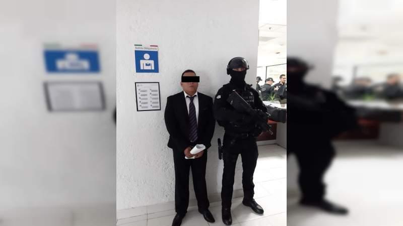 Capturan por secuestro a 5 policías federales ministeriales