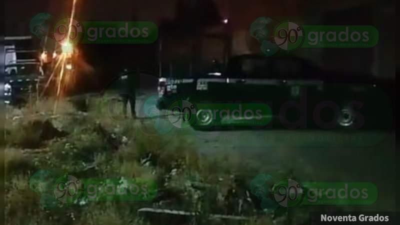 Dejan descuartizada a una pareja en Salamanca, Guanajuato