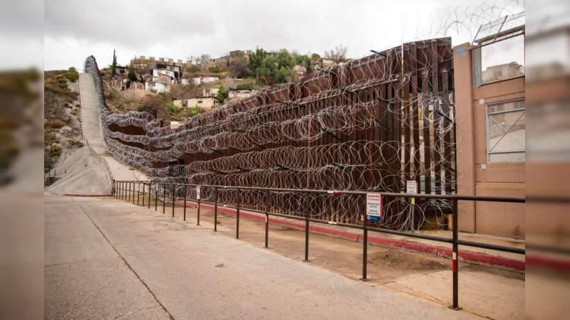 Freno judicial al muro de Trump en la frontera con México