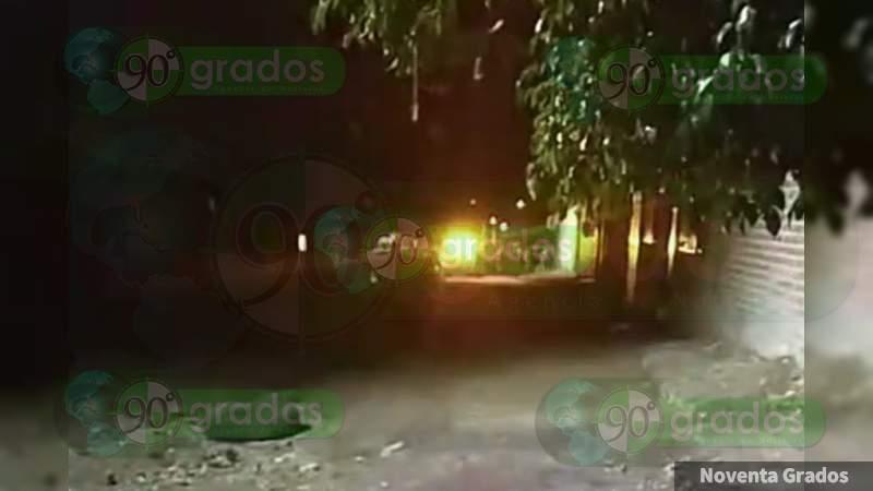 Lo asesinan a tiros en calles de Salvatierra, Guanajuato