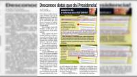 """Reforma revela quién le """"filtró"""" lista de periodistas con contratos con el gobierno: Fue la Presidencia"""
