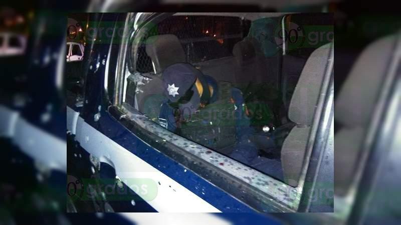 Convoy del CJNG irrumpe en Zamora y ataca a la Policía; hay tres muertos y 10 heridos