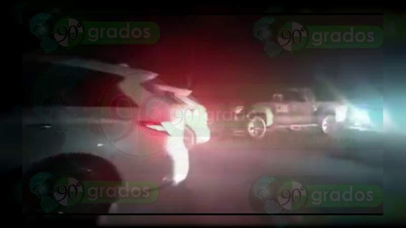 Cártel Jalisco grabó video antes de atacar Zamora