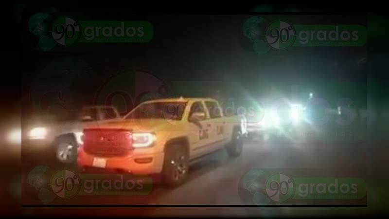 Nueva incursión del Cártel Jalisco en los alrededores de Zamora: Atacan líneas eléctricas
